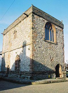 Dalton Castle Grade I listed local museum in the United Kingdom
