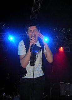 Dan Black British singer-songwriter