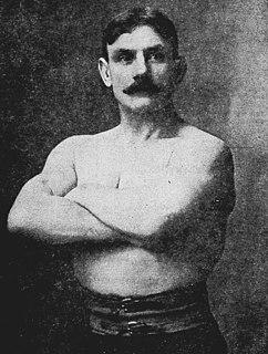Dan McLeod (wrestler) Scottish professional wrestler