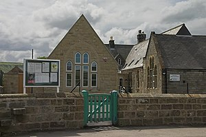Ainthorpe - Danby School in Ainthorpe Lane