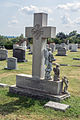 Daniels grave - English - Glenwood Cemetery - 2014-09-19.jpg
