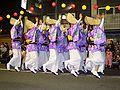 Danseuses Awa Odori 2007.jpg