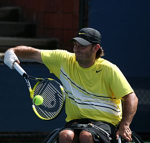 David Wagner (tennis) - Wagner at the 2011 US Open.