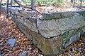 Davis House stone foundation ruin, Gardiner, NY.jpg