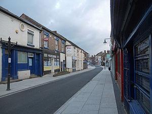 Dawley - Image: Dawley High St (geograph 2441171)