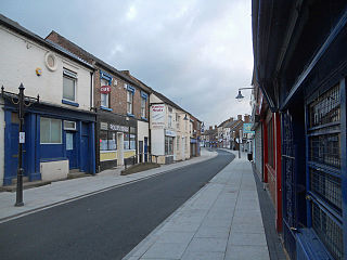small town in the borough of Telford and Wrekin and ceremonial county of Shropshire, England