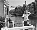 De beroemde Duitse filmster Lilian Harvey in Amsterdam, Bestanddeelnr 910-3074.jpg