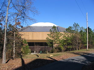 Dean Smith Center - The Dean Smith Center