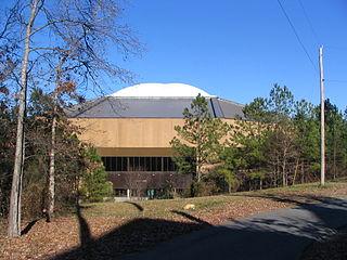 Dean Smith Center Multi-purpose arena in Chapel Hill, North Carolina