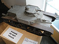 "Debbie Reynolds Auction - large-scale miniature tank from ""Comrade X"".jpg"