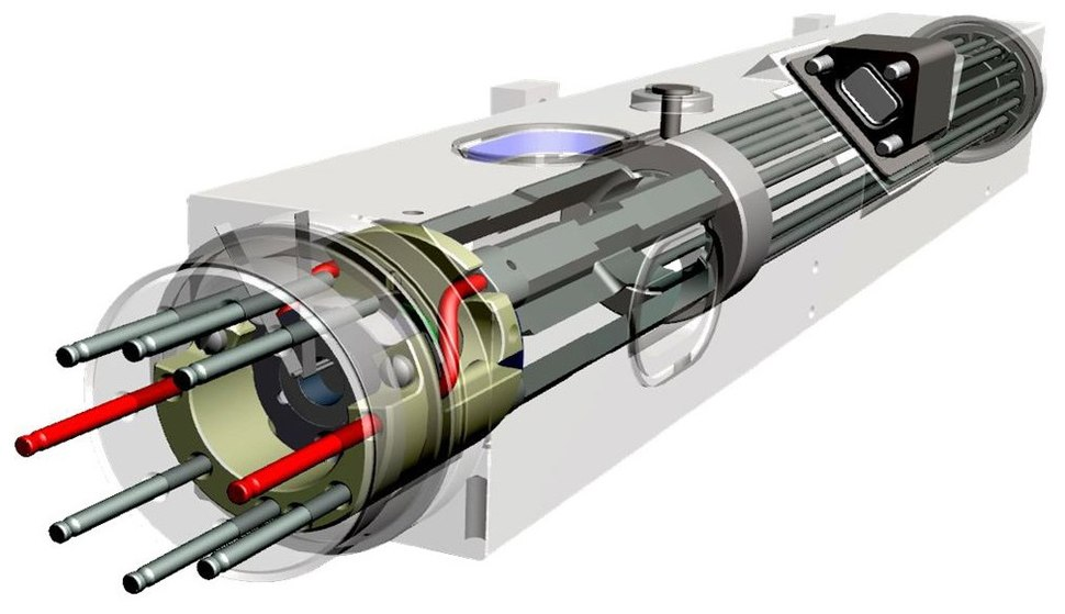 Deep Space Atomic Clock-DSAC
