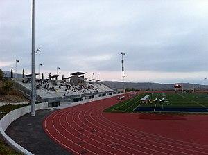 San Diego Flash - Home of the Flash at Del Norte High School Stadium (2012-13)
