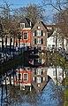 Delft Nieuwe Delft from Visbrug.jpg