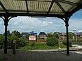 Delfzijl, station perron (4) RM-352059-WLM.jpg
