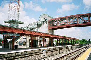 Delray Beach Amtrak And Tri Rail Station Jpg