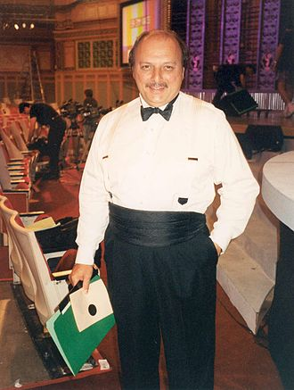 Dennis Franz - Franz at a rehearsal for the 1994 Emmy Awards