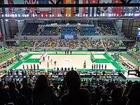 Dentro da Arena da Juventude, Jogo de Basquetebol, Brésil x Japão.jpg