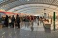 Departures platform of Terminal 3 Station (20191127162725).jpg