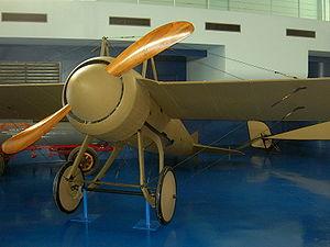 Société pour l'aviation et ses dérivés - The Deperdussin Monocoque preserved at the Musée de l'Air et de l'Espace.