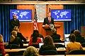 Deputy Secretary Sullivan and USAID Administrator Green Address the Press (40387160263).jpg