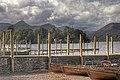 Derwentwater, Derwent Isle and Catbells - geograph.org.uk - 567906.jpg