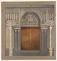 Design for Ark Doors, Temple Emanu-El, New York MET DP-668-002.jpg