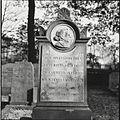 Detail begraafplaats, grafmonument met portret van de aardrijkskundige P.H. Witkamp - Wijchen - 20426854 - RCE.jpg