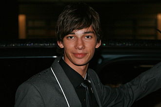 Devon Bostick - Bostick in 2008