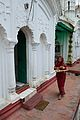 Devotee - South-west Shiva Temple - Char Mandir - Sibpur - Howrah 2013-07-14 1006.JPG
