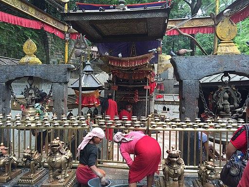 Dhakshin kali Temple