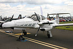 Diamond DA42M Twin Star OE-FAI (6630219091).jpg