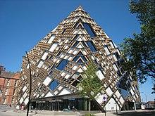 University of Sheffield Diamond