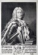 Dimitrie Cantemir, 1716