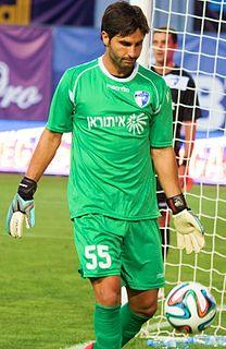 Guy Haimov Israeli footballer