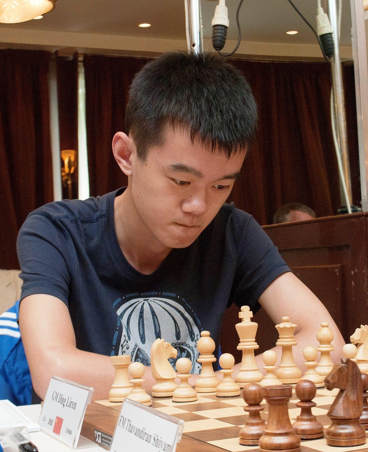 Ding Liren - Wikipedia