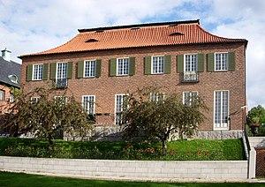 Villa Geber - Villa Geber in 2008