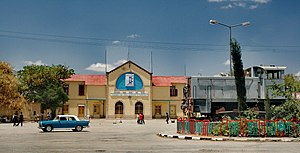 Ethio-Djibouti Railways - Present station of the Djibouti-Ethiopia Railway in Dire Dawa.