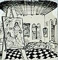 Disegno per copertina di libretto, disegno di Peter Hoffer per Salvator Rosa (s.d.) - Archivio Storico Ricordi ICON012403.jpg