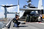 Distinguished visitors from Brazil tour USS America 140806-M-PC317-168.jpg