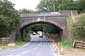 Disused railway bridge at Cawston (2) - geograph.org.uk - 1493492.jpg