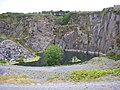 Disused slate quarry near Inchanaglogh, Co. Kilkenny - geograph.org.uk - 206922.jpg