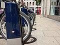 Docked bicyles (41969968554).jpg