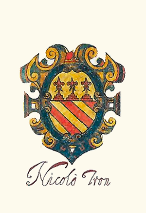 Nicolò Tron - Niccolò Trons coat of arms