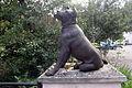 Dogs statue (Blansko)1.JPG