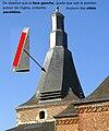 Dohis clocher tors (église fortifiée) curieux 1.jpg