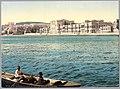 Dolmabahçe Palace, Constantinople, Turkey LOC 4210464767.jpg