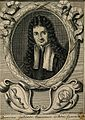 Domenico Guglielmini. Line engraving by J. à Montalegre afte Wellcome V0002448.jpg