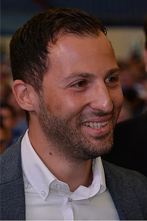 Domenico Tedesco - Domenico Tedesco in June 2017