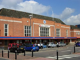Doncaster railway station Railway station in South Yorkshire, England