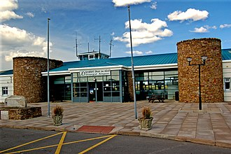The Rosses - Donegal International Airport.